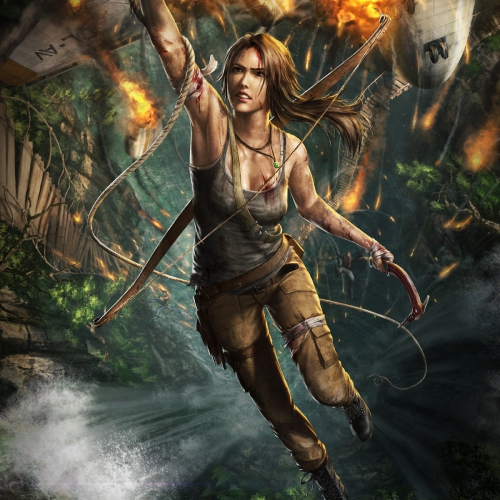 Tomb Raider Reborn Contest Entry