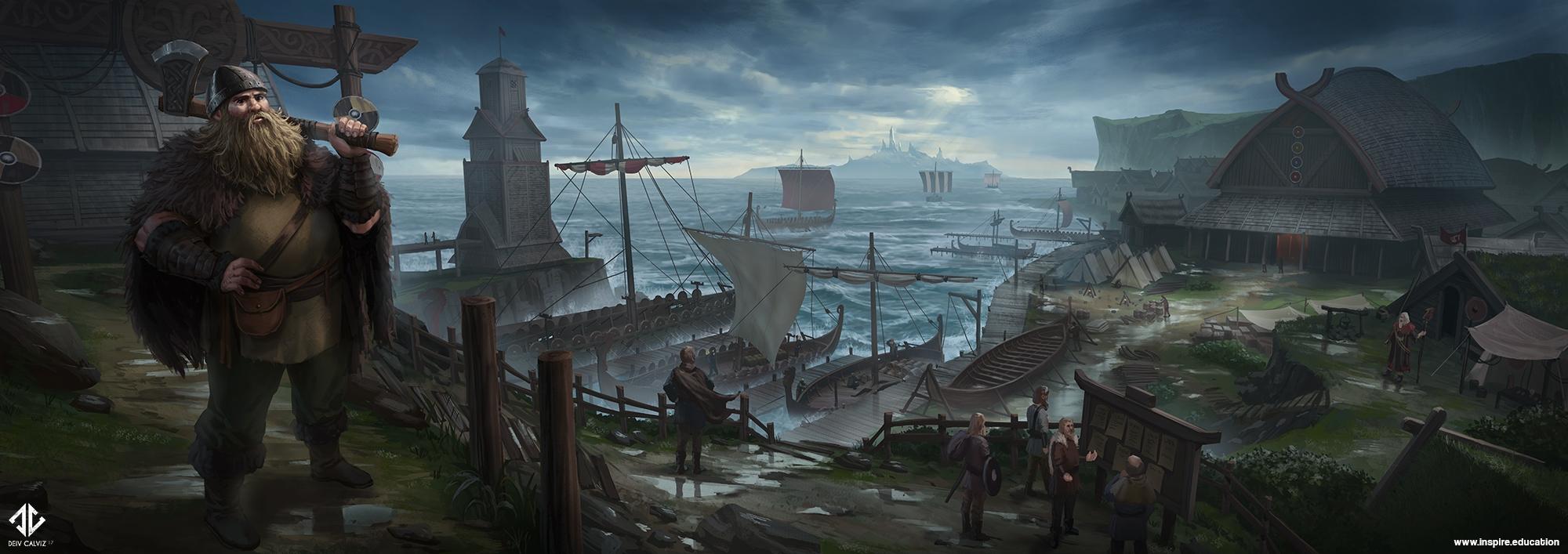 Viking_Deiv_Calviz