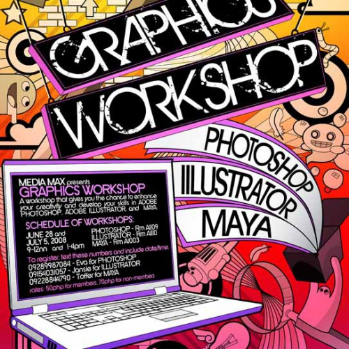 MMX Graphic Workshop