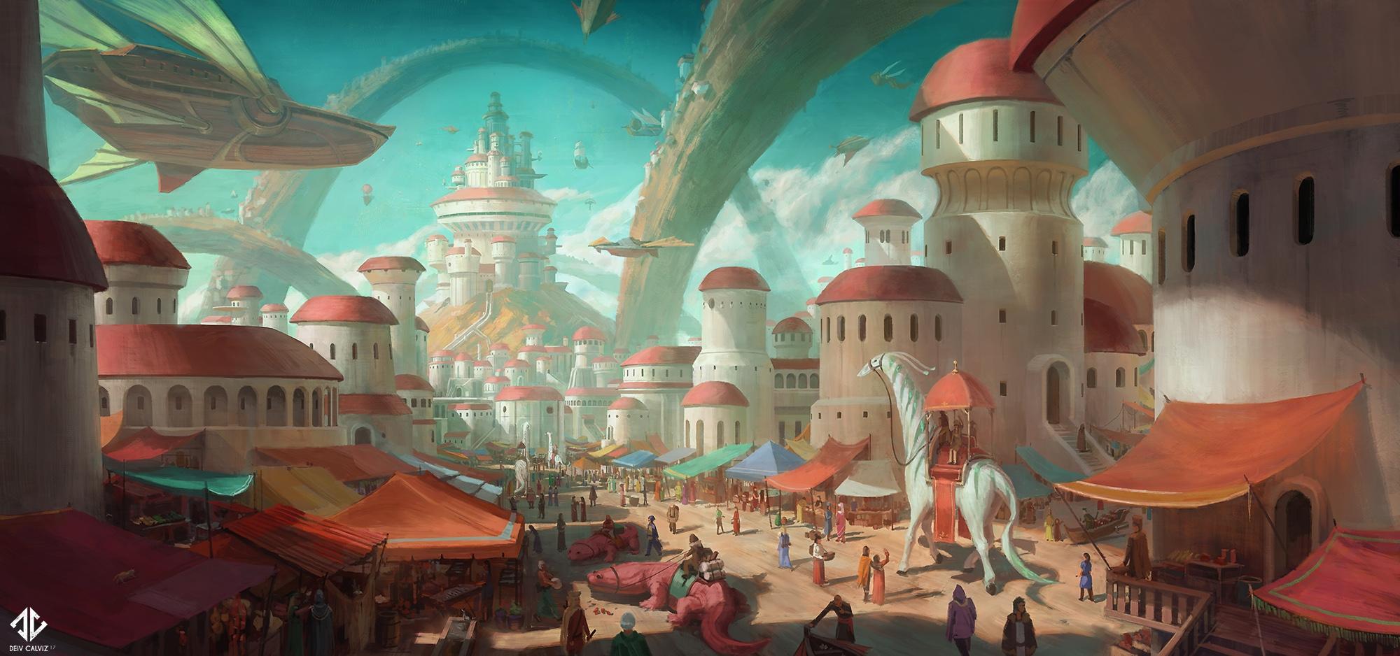 FantasyCity_Web_Deiv_Calviz