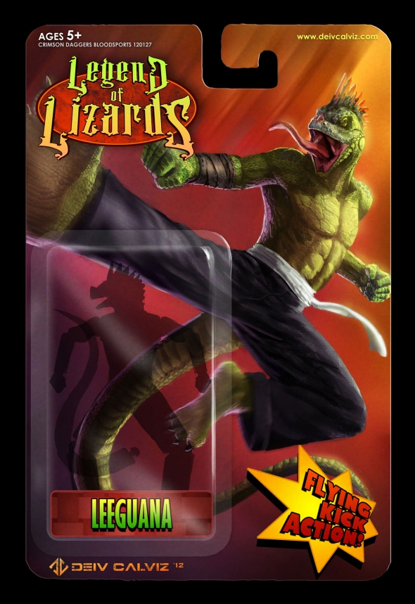 Legend of Lizards