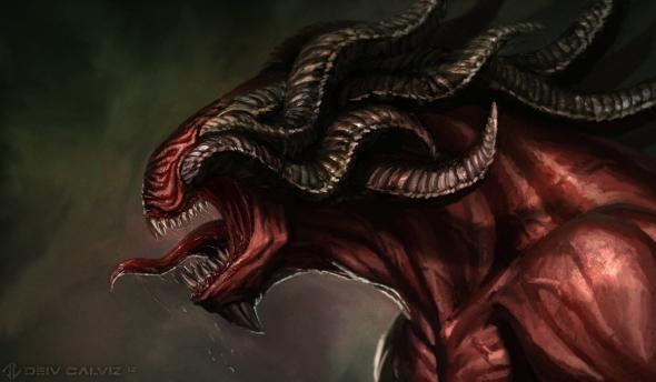 Horny Beast