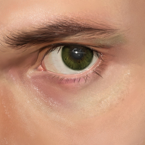 Photo Study of Randis' Eye