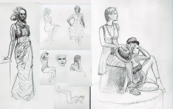 Dr. Sketchy's Anti Art School